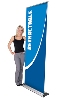 Promotional Displays Floor Easels Banner Literature